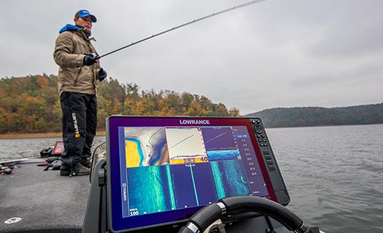 Électronique marine owrance