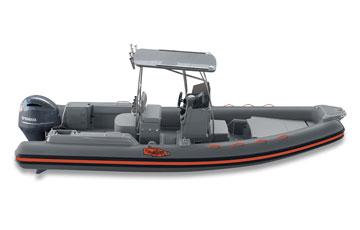 Coaster 650 Barracuda
